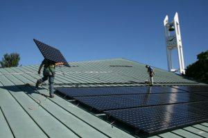 First Parish Solar